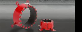 2.1. Муфта Противопожарная - Производство и продажа полипропиленовых труб «МегаТерм»