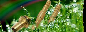 2. Шланговый Фитинг под Хомут - Производство и продажа полипропиленовых труб «МегаТерм»