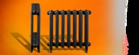 3.2. Радиатор Чугун Deco D1-500 - Производство и продажа полипропиленовых труб «МегаТерм»