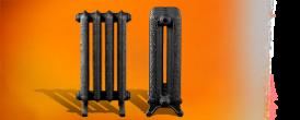 3.3. Радиатор Чугун Deco D3-500 - Производство и продажа полипропиленовых труб «МегаТерм»