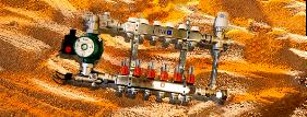 4. Теплый Пол. Коллектор - Производство и продажа полипропиленовых труб «МегаТерм»