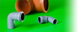 4.5. ППКР Отвод угол 90* - Производство и продажа полипропиленовых труб «МегаТерм»