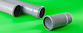 1.5. Канализация. Труба D110, серая - Производство и продажа полипропиленовых труб «МегаТерм»