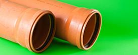 2. 3. Канализация.Труба D200 рыжая - Производство и продажа полипропиленовых труб «МегаТерм»