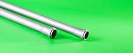 1.1. Канализация. Труба D 32, серая - Производство и продажа полипропиленовых труб «МегаТерм»
