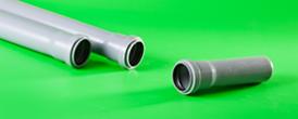 1.3. Канализация. Труба D 50, серая - Производство и продажа полипропиленовых труб «МегаТерм»