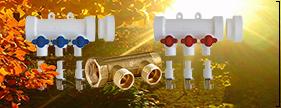 4. Коллектор - Производство и продажа полипропиленовых труб «МегаТерм»
