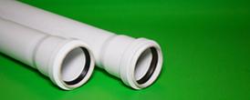 1.4. Канализация. Труба D 50, белая - Производство и продажа полипропиленовых труб «МегаТерм»