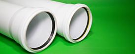 1.6. Канализация. Труба D110, белая - Производство и продажа полипропиленовых труб «МегаТерм»