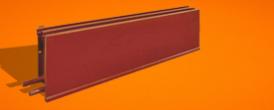 7. 1. Конвектор Комфорт 2М КН-20 - Производство и продажа полипропиленовых труб «МегаТерм»