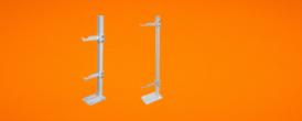 8.4. Кронштейн Напольный - Производство и продажа полипропиленовых труб «МегаТерм»