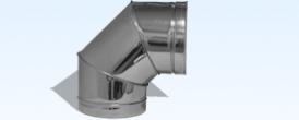 1. 7. Отвод 90 град. МОНО - Производство и продажа полипропиленовых труб «МегаТерм»