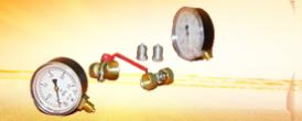 8.1. Манометр - Производство и продажа полипропиленовых труб «МегаТерм»