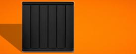 3.5. Радиатор Мандарин Черный - Производство и продажа полипропиленовых труб «МегаТерм»