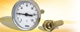 7.3. Термометр. Биметалл - Производство и продажа полипропиленовых труб «МегаТерм»
