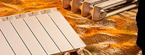 Радиаторы Отопления - Производство и продажа полипропиленовых труб «МегаТерм»