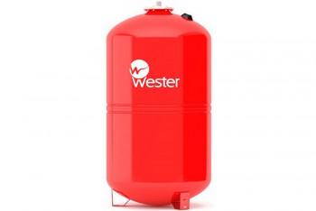Расширительный бак 100 л Вертикальный (Vester) - Производство и продажа полипропиленовых труб «МегаТерм»