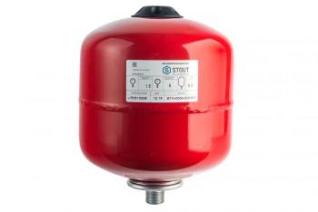 Расширительный бак   5 л (Stout) - Производство и продажа полипропиленовых труб «МегаТерм»