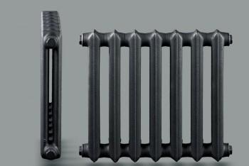 Радиатор Чугунный Urban U1-90.90.580/500-0,91 кВт  7 секций цвет графит (Н.Тагил) - Производство и продажа полипропиленовых труб «МегаТерм»