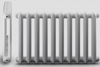 Радиатор Чугунный Urban U1-90.90.580/500-1,3 кВт 10 секций цвет белый (Н.Тагил) - Производство и продажа полипропиленовых труб «МегаТерм»
