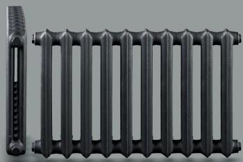 Радиатор Чугунный Urban U1-90.90.580/500-1,3 кВт 10 секций цвет графит (Н.Тагил) - Производство и продажа полипропиленовых труб «МегаТерм»