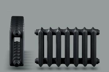 Радиатор Чугунный Urban U2-140.90.388/300-0,7 кВт  7 секций цвет графит (Н.Тагил) - Производство и продажа полипропиленовых труб «МегаТерм»