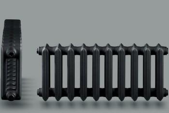 Радиатор Чугунный Urban U2-140.90.388/300-1,0 кВт 10 секций цвет графит (Н.Тагил) - Производство и продажа полипропиленовых труб «МегаТерм»