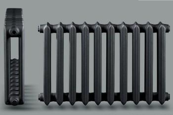 Радиатор Чугунный Urban U3-140.90.580/500-1,5 кВт 10 секций цвет графит (Н.Тагил) - Производство и продажа полипропиленовых труб «МегаТерм»