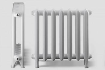 Радиатор Чугунный Deco D1-140.90.660/500-1,02 кВт  7 секций, Белый,Ножки (Н.Тагил) - Производство и продажа полипропиленовых труб «МегаТерм»