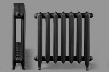 Радиатор Чугунный Deco D1-140.90.660/500-1,02 кВт  7 секций, Графит,Ножки (Н.Тагил) - Производство и продажа полипропиленовых труб «МегаТерм»