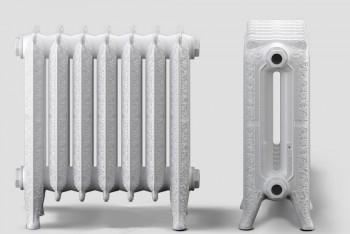 Радиатор Чугунный Deco D2-182.76.436/350-0,91 кВт  7 секций цвет белый (Н.Тагил) - Производство и продажа полипропиленовых труб «МегаТерм»