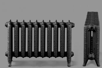 Радиатор Чугунный Deco D2-182.76.436/350-1,33 кВт 10 секций цвет графит (Н.Тагил) - Производство и продажа полипропиленовых труб «МегаТерм»