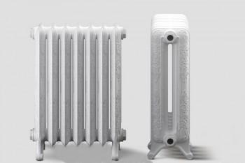 Радиатор Чугунный Deco D3-189.76.580/500-1,21 кВт  7 секций цвет белый (Н.Тагил) - Производство и продажа полипропиленовых труб «МегаТерм»