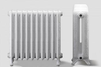 Радиатор Чугунный Deco D3-189.76.580/500-1,73 кВт 10 секций цвет белый (Н.Тагил) - Производство и продажа полипропиленовых труб «МегаТерм»