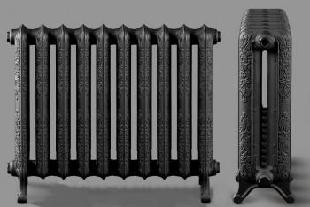 Радиатор Чугунный Deco D3-189.76.580/500-1,73 кВт 10 секций цвет графит (Н.Тагил) - Производство и продажа полипропиленовых труб «МегаТерм»