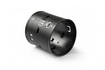 PPD Муфта для Дренажной Трубы DN/OD 160 (Политрон) PPD 10 0150 - Производство и продажа полипропиленовых труб «МегаТерм»