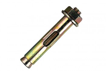 Анкерный Болт 10 х 40 с Гайкой HNM (50 шт) - Производство и продажа полипропиленовых труб «МегаТерм»
