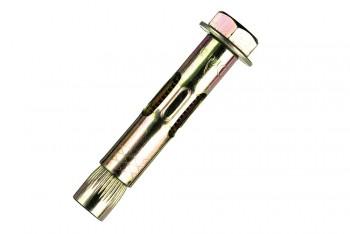 Анкерный Болт  8 х 45 с Шестигранной Головкой HBM (100 шт) - Производство и продажа полипропиленовых труб «МегаТерм»