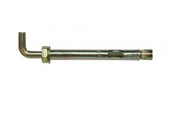 Анкерный Болт 10 х120 с Г-образным Крюком HL (30 шт) - Производство и продажа полипропиленовых труб «МегаТерм»
