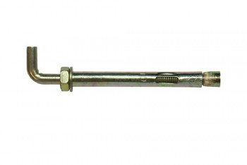 Анкерный Болт 12 х100 с Г-образным Крюком HL (25 шт) - Производство и продажа полипропиленовых труб «МегаТерм»