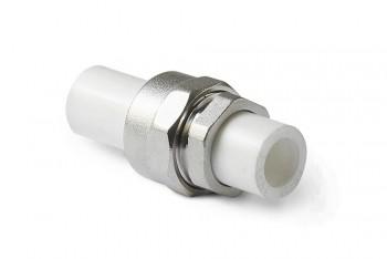 ППРС Разъемное соединение D20 трубное - Производство и продажа полипропиленовых труб «МегаТерм»