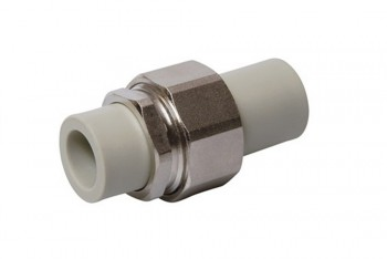 ППРС Разъемное соединение D25 трубное - Производство и продажа полипропиленовых труб «МегаТерм»
