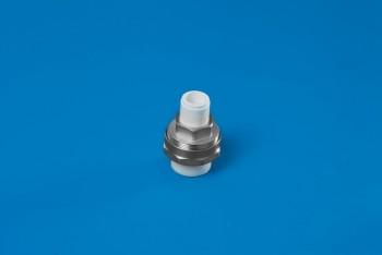 ППРС Разъемное соединение D25 труб/муфтовое - Производство и продажа полипропиленовых труб «МегаТерм»