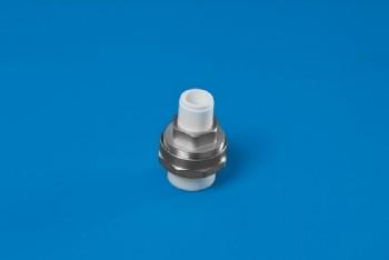 ППРС Разъемное соединение D32 труб/муфтовое - Производство и продажа полипропиленовых труб «МегаТерм»