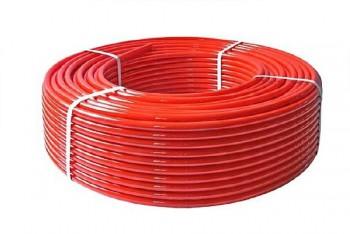 Труба. Rus-PERT. SDR 11, D 16х2,0 (200м) красная - Производство и продажа полипропиленовых труб «МегаТерм»