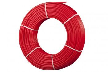 Труба. Rus-PERT. SDR 11, D 20х2,0 (100м) красная - Производство и продажа полипропиленовых труб «МегаТерм»