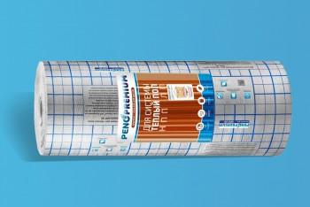 Пенотерм НПП ЛП  2ммХ1200ммХ25мХ30м2 - Производство и продажа полипропиленовых труб «МегаТерм»