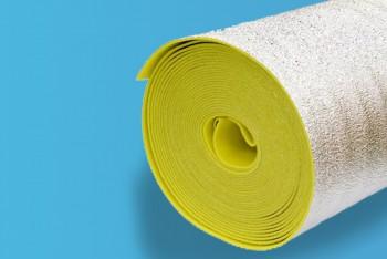 Экофол НПЭ ЛП-А  3ммХ1200ммХ25мХ30м2 желтый - Производство и продажа полипропиленовых труб «МегаТерм»