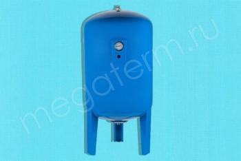 Гидроаккумулятор 200 л Верт. с Манометром (Unipump) - Производство и продажа полипропиленовых труб «МегаТерм»