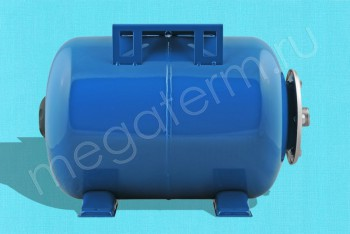 Гидроаккумулятор  80 л Гориз. (Unipump) - Производство и продажа полипропиленовых труб «МегаТерм»